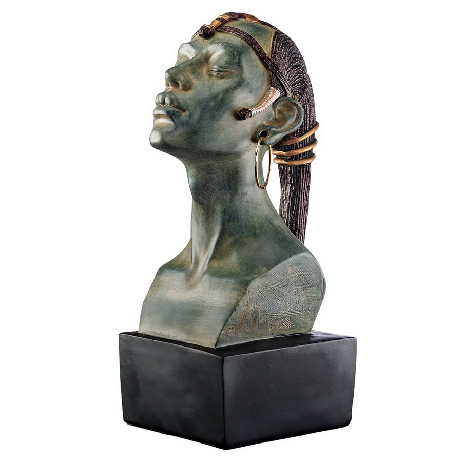 Design Toscano Hand-Finished Resin Sculpture