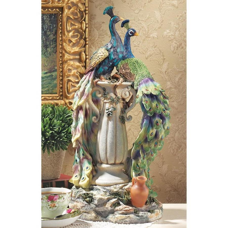 Design Toscano Hand-Painted Resin Sculpture
