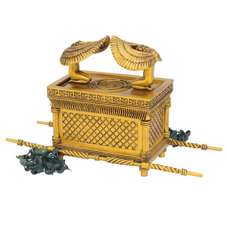 Design Toscano Rectangular Ark of the Covenant Statue