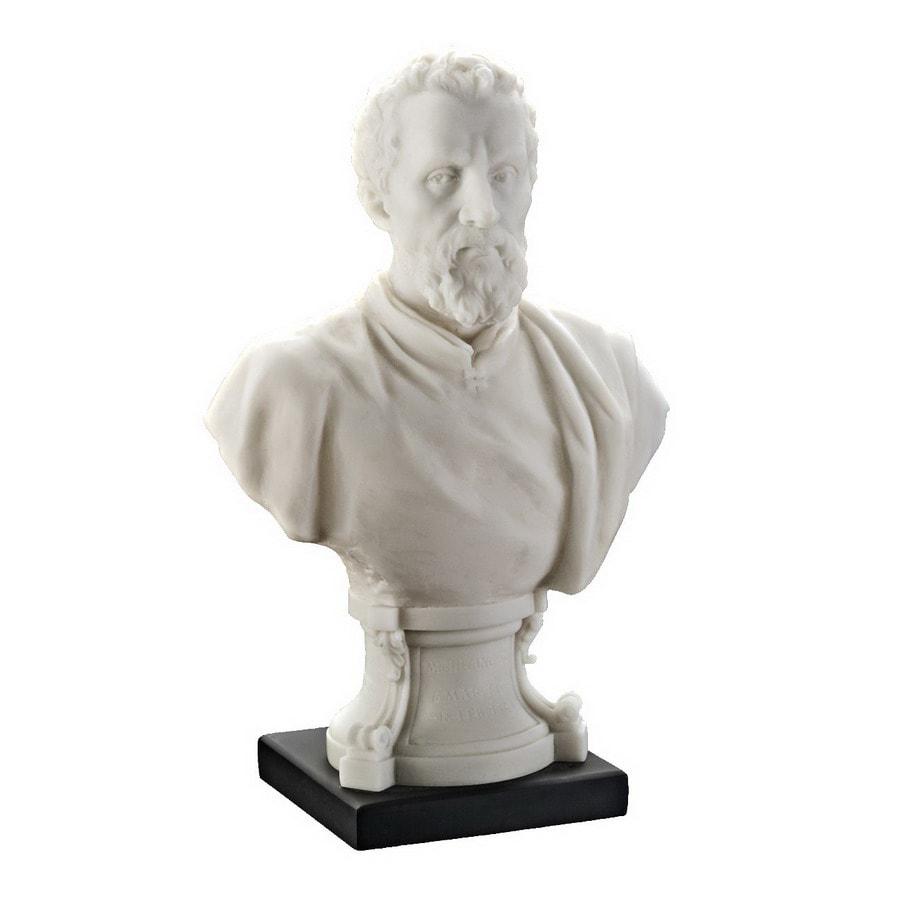 Shop design toscano bonded marble resin statue at - Statue resine design ...