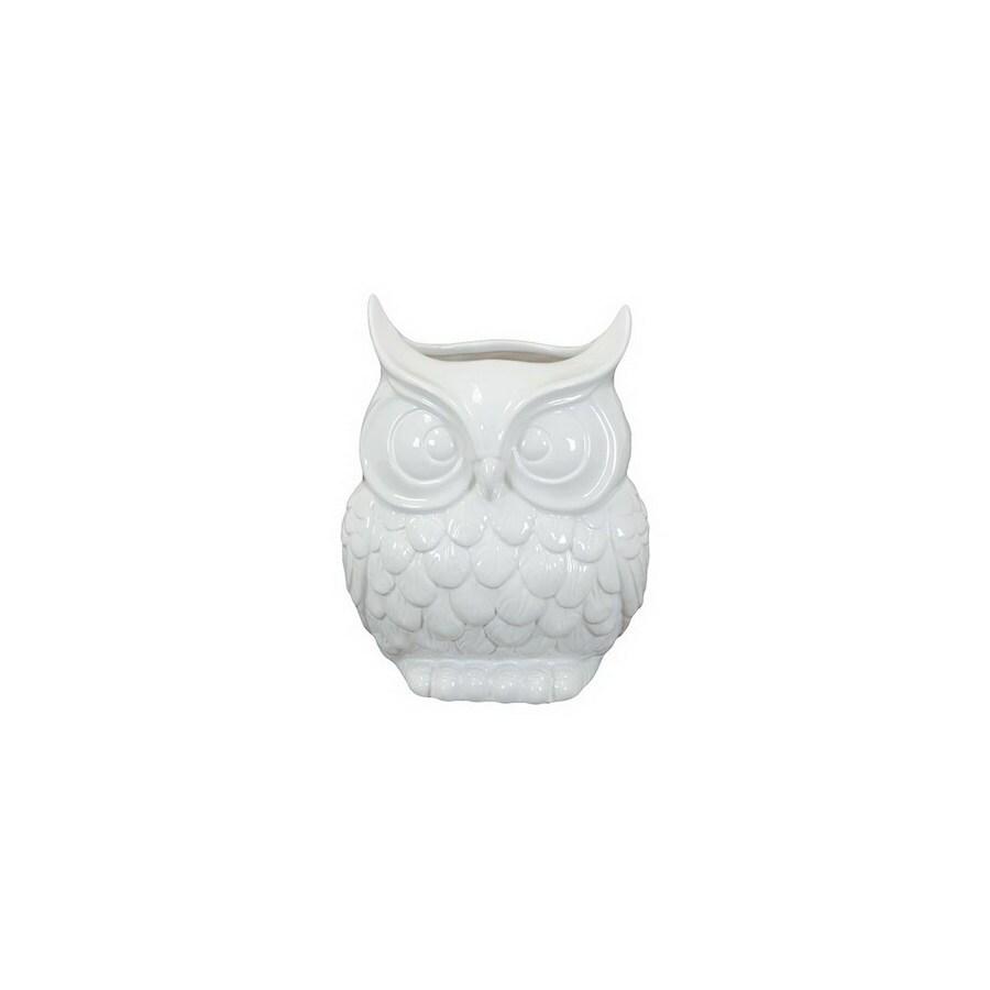Urban Trends Ceramic Owl Statue