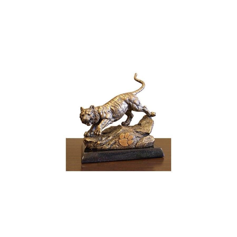 Wild Sports Metal Clemson Tigers Sculpture