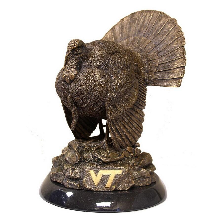 Wild Sports Metal Virginia Tech Sculpture