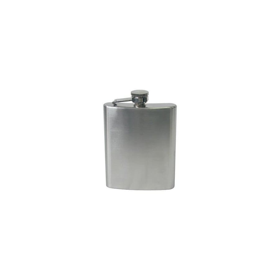 Chinook Stainless Steel Hip Flask