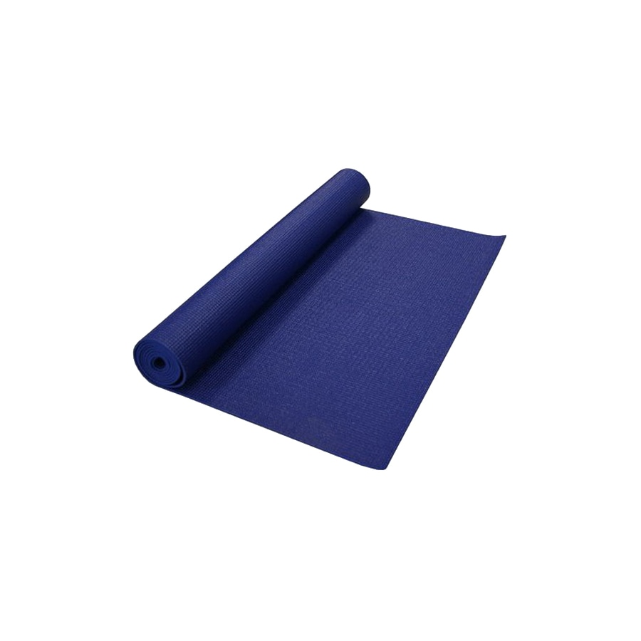 Amber Sporting Goods 68-in Blue Yoga Mat
