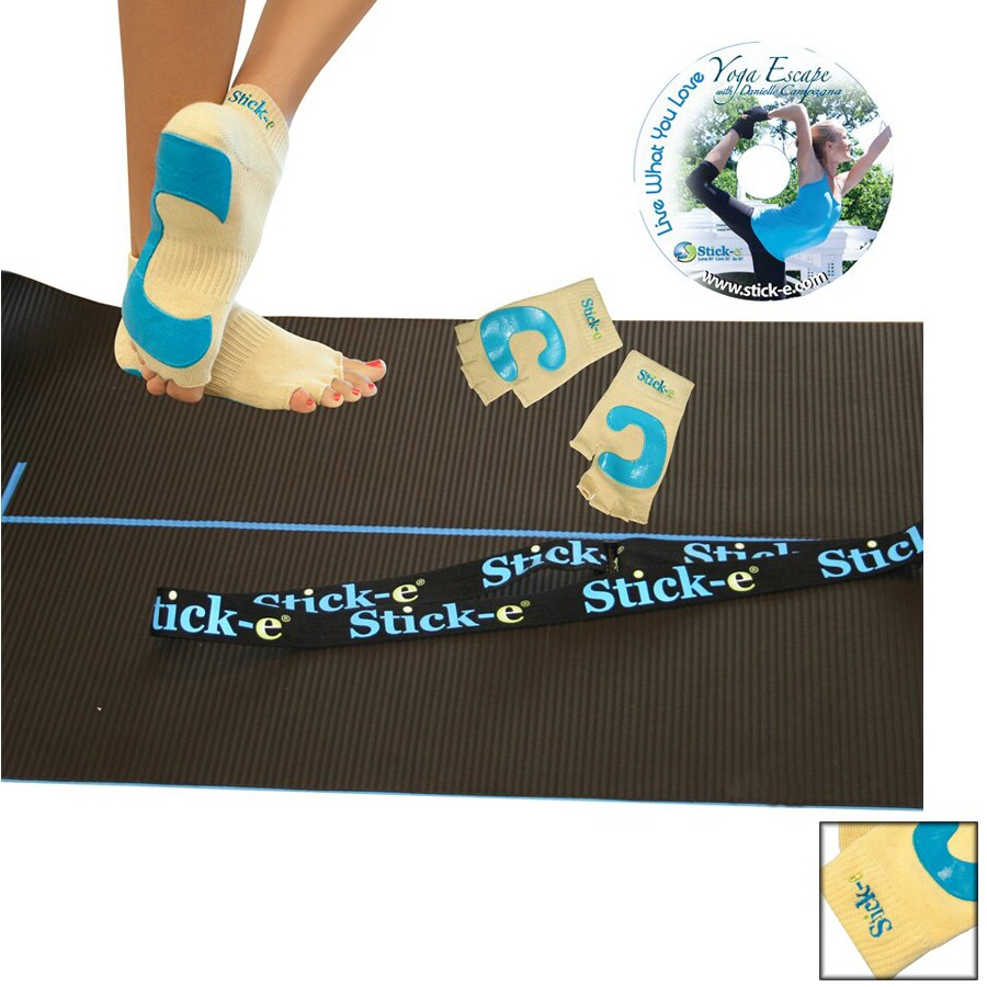 Stick-e Yoga at Home Accessory Set
