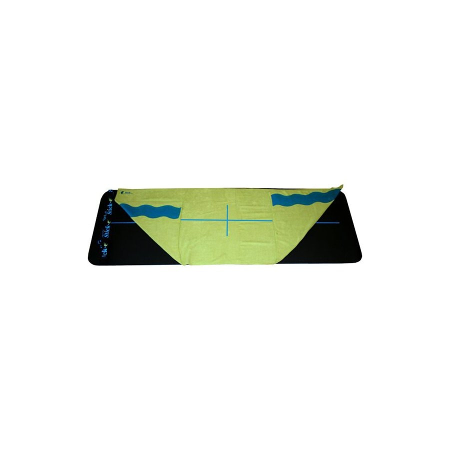 Stick-e Green Delux Yoga Towel
