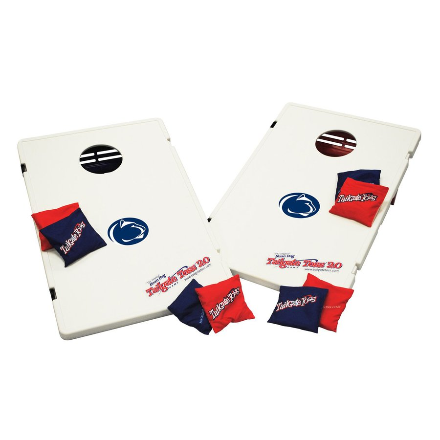 Wild Sports Penn State Nittany Lions Outdoor Corn Hole Party Game with Case