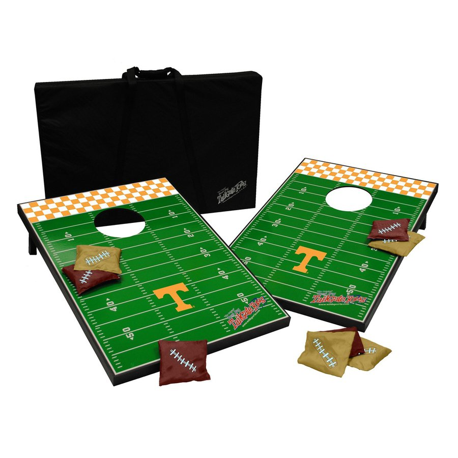 Wild Sports Tennessee Volunteers Outdoor Corn Hole Party Game