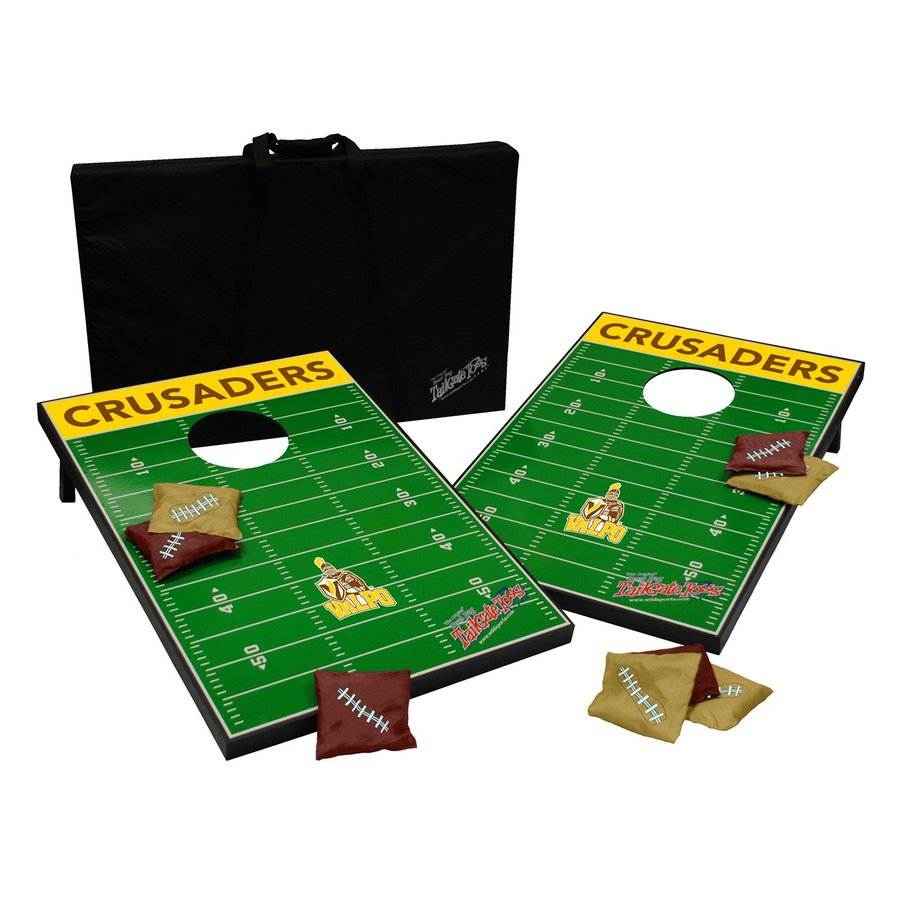 Wild Sports Valparaiso Crusaders Outdoor Corn Hole Party Game