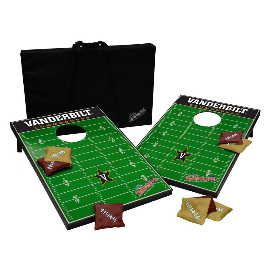Wild Sports Vanderbilt Commodores Outdoor Corn Hole Party Game