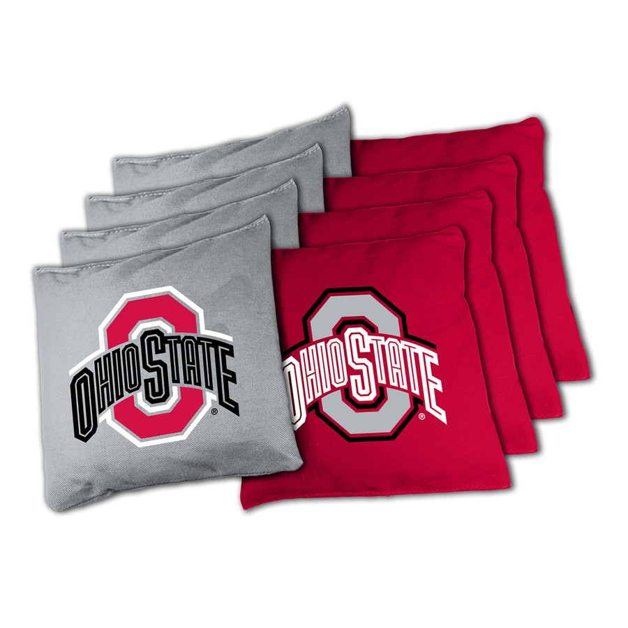 Wild Sports Ohio State Buckeyes Outdoor Corn Hole Party Game