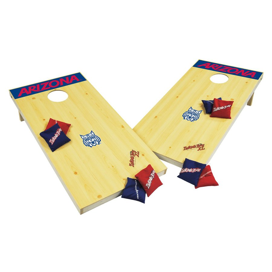 Wild Sports Arizona Wildcats Outdoor Corn Hole Party Game