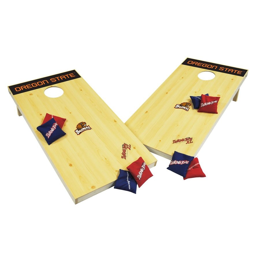Wild Sports Oregon State Beavers Outdoor Corn Hole Party Game