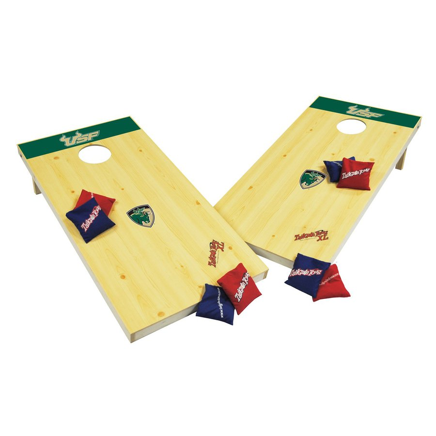 Wild Sports South Florida Bulls Outdoor Corn Hole Party Game