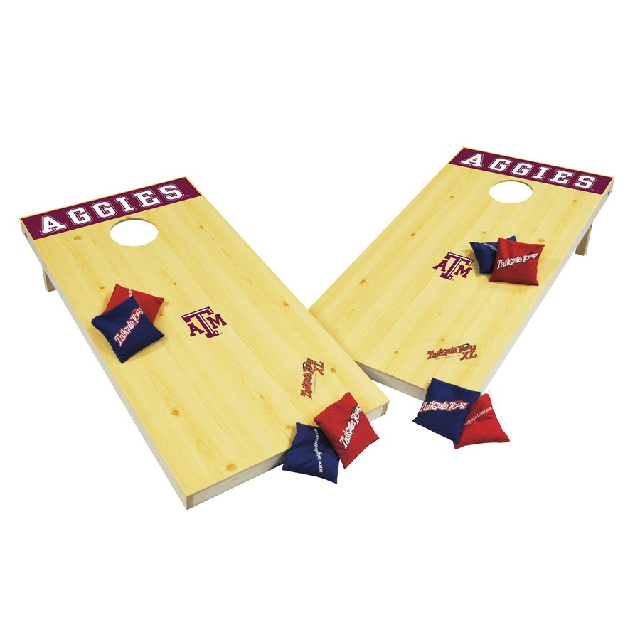 Wild Sports Texas A and M Aggies Outdoor Corn Hole Party Game