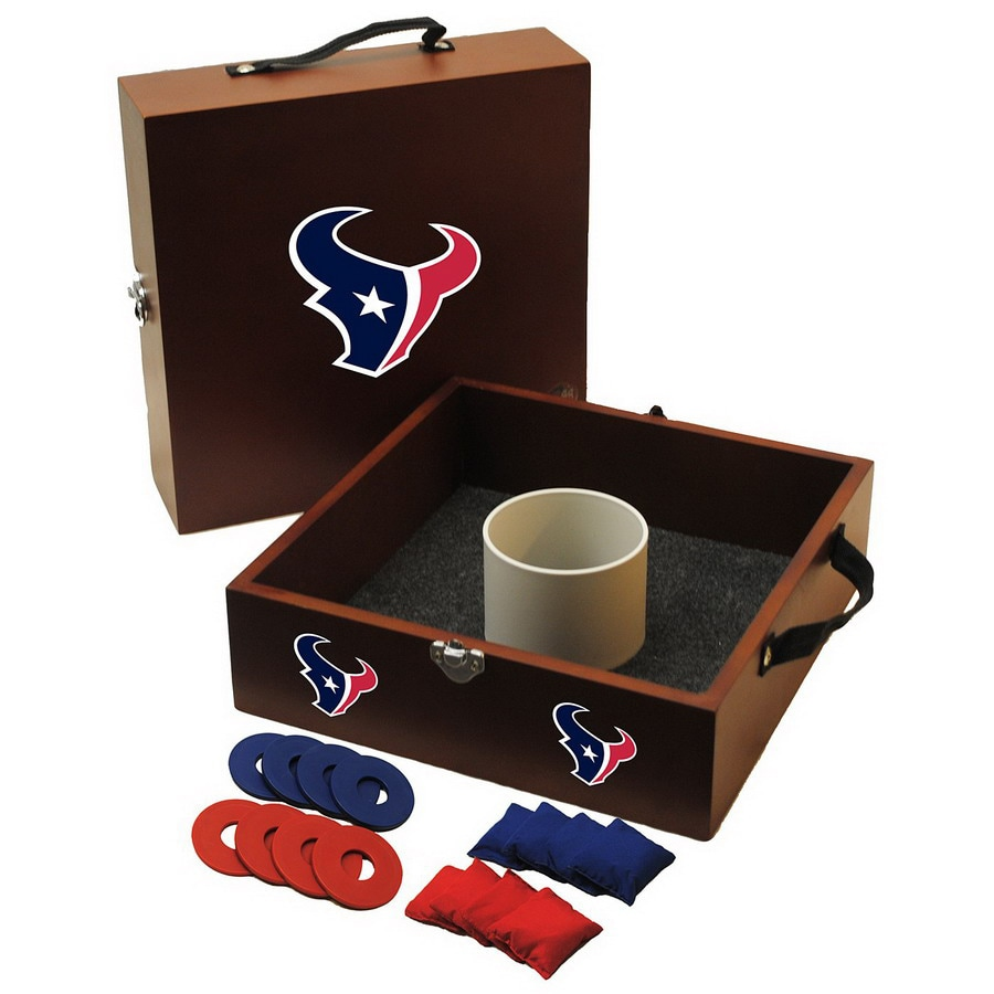 Wild Sports Houston Texans Outdoor Corn Hole Party Game