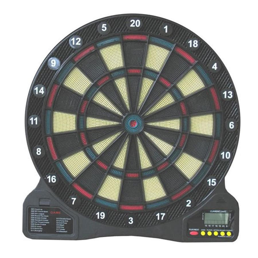 FatCat Electronic Battery Powered Frame Material Dartboard