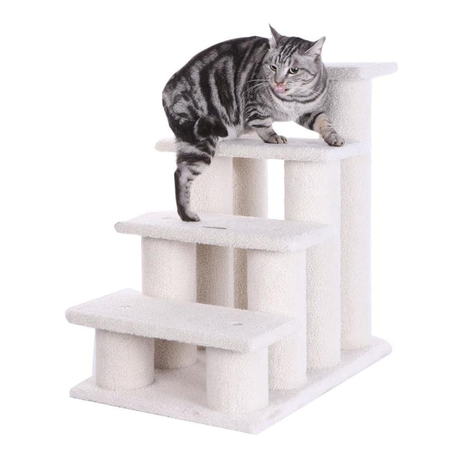 Armarkat 17-in Fleece 5-Level Cat Tree