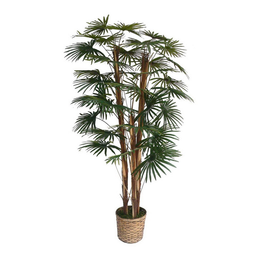 Laura Ashley by Vintage Home 5-ft Palm Decorative Specialty Tree without Lights