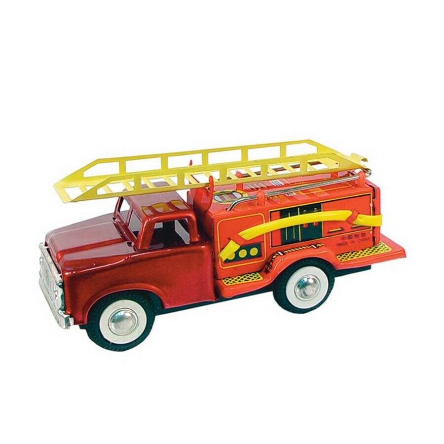 Alexander Taron Tin Friction Fire Truck