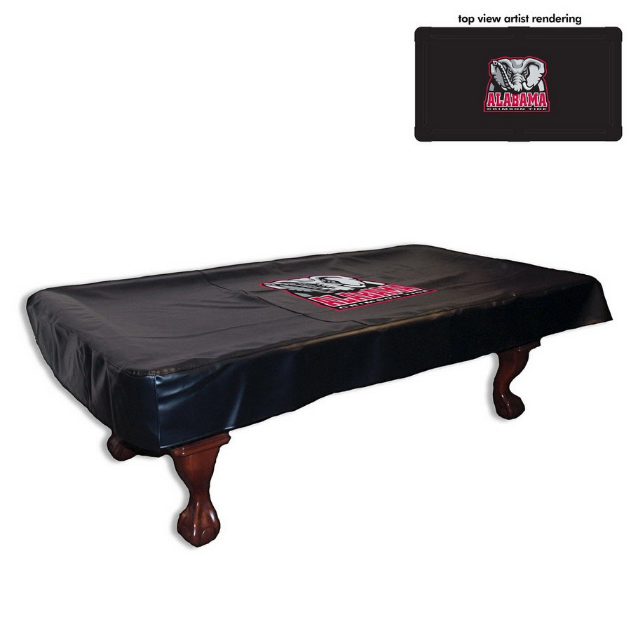 Holland 9-ft Alabama Crimson Tide Billiard Table Cover