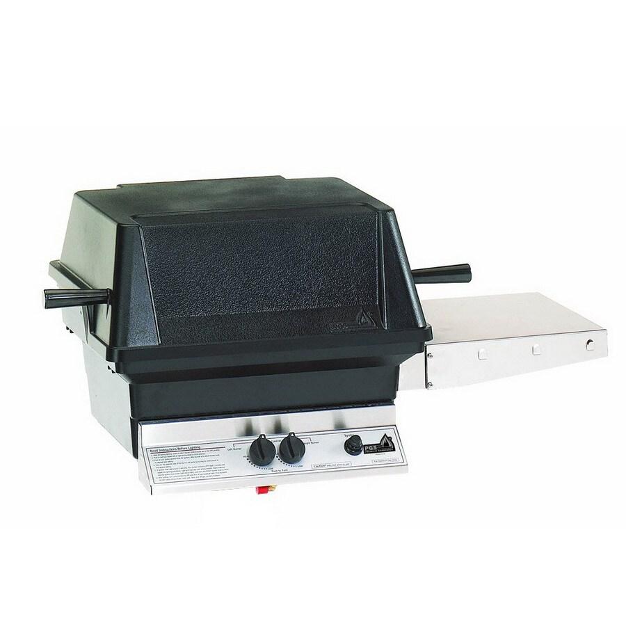 """PGS """"A"""" Series 2-Burner (30,000-BTU) Liquid Propane Gas Grill"""