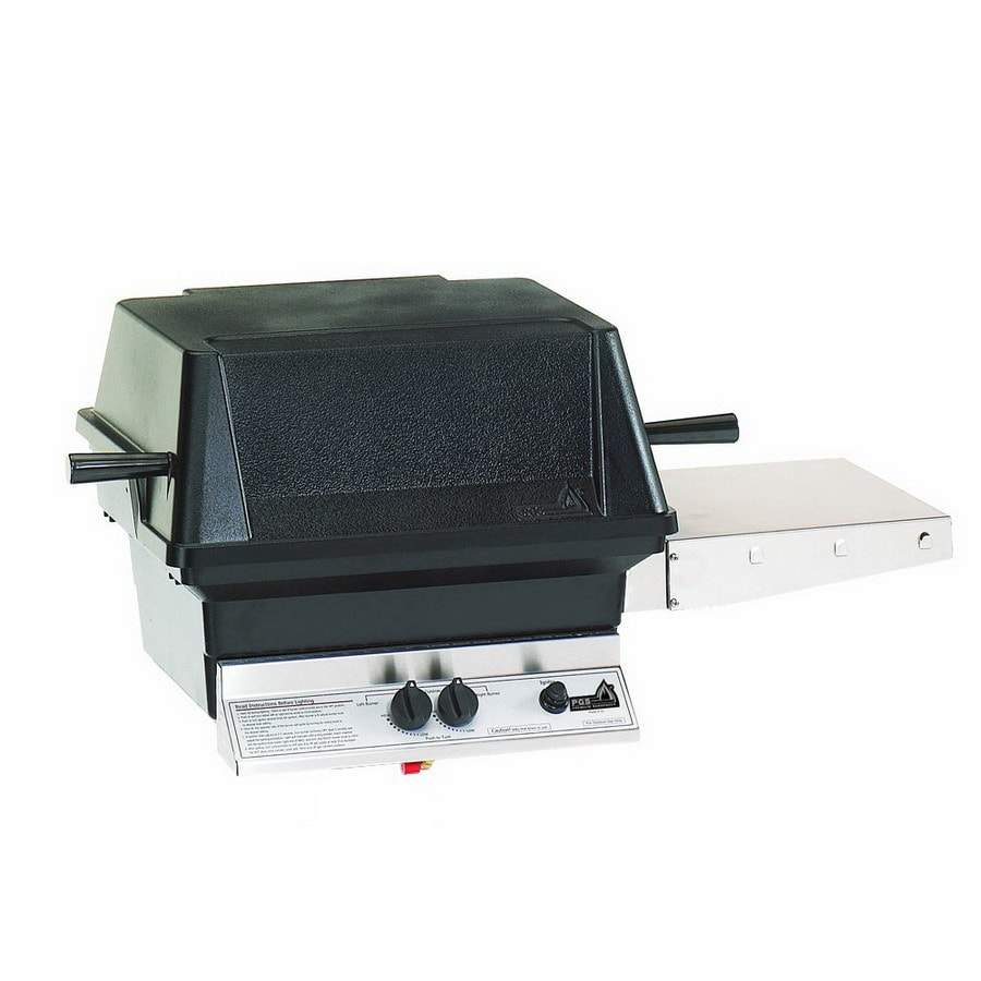 """PGS """"A"""" Series 2-Burner (30,000-BTU) Natural Gas Grill"""