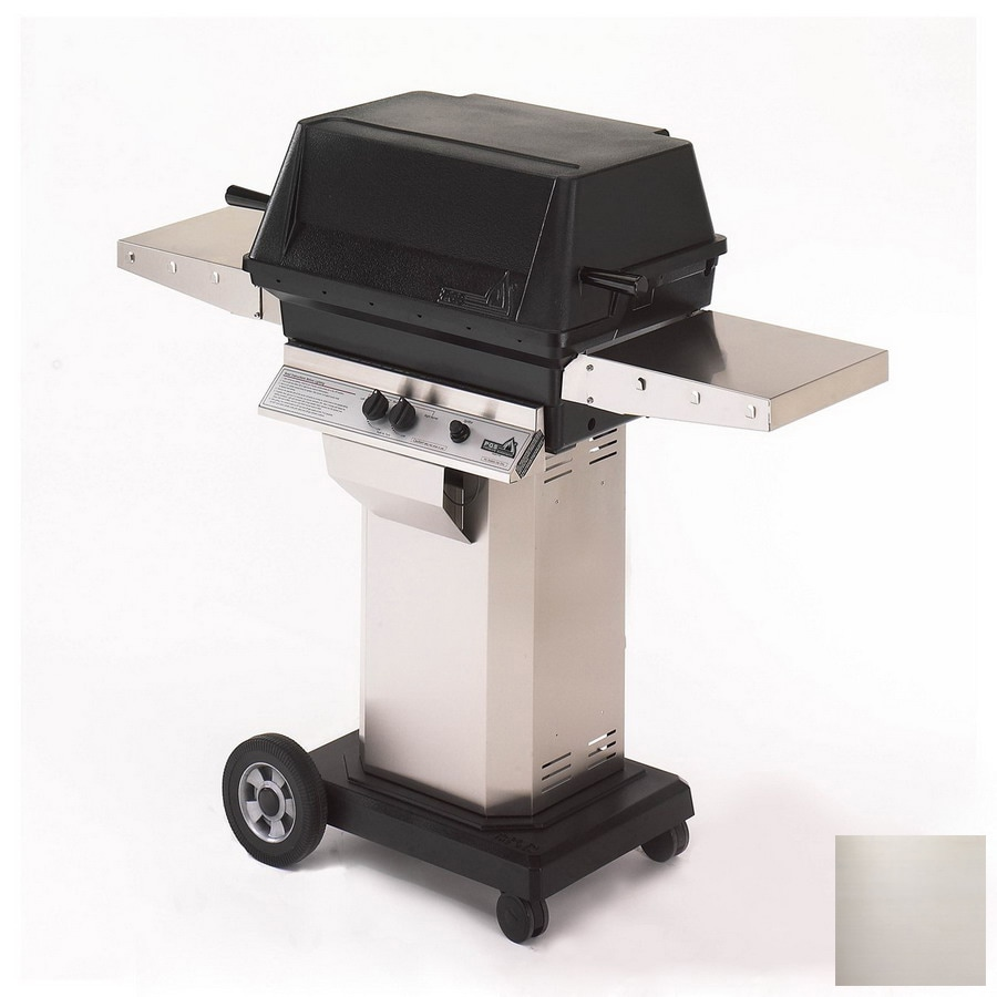 "PGS ""A"" Series Stainless Steel 2-Burner (40,000-BTU) Liquid Propane Gas Grill"