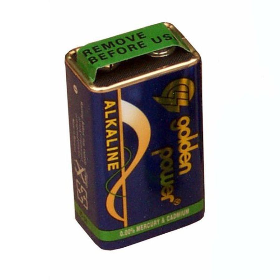Morris Products PP3 (9V) Alkaline Battery
