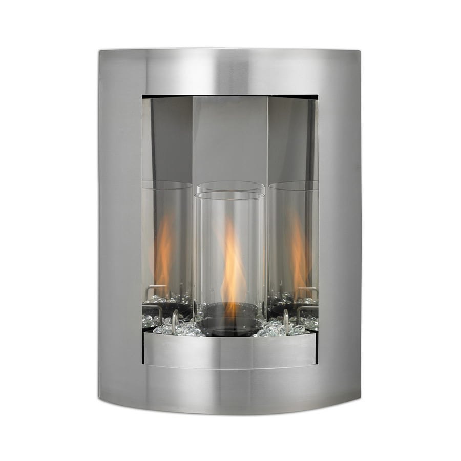 Backyard Fireplace Lowes : Shop Outdoor Greatroom Company 19in Gel Fuel Fireplace at Lowescom