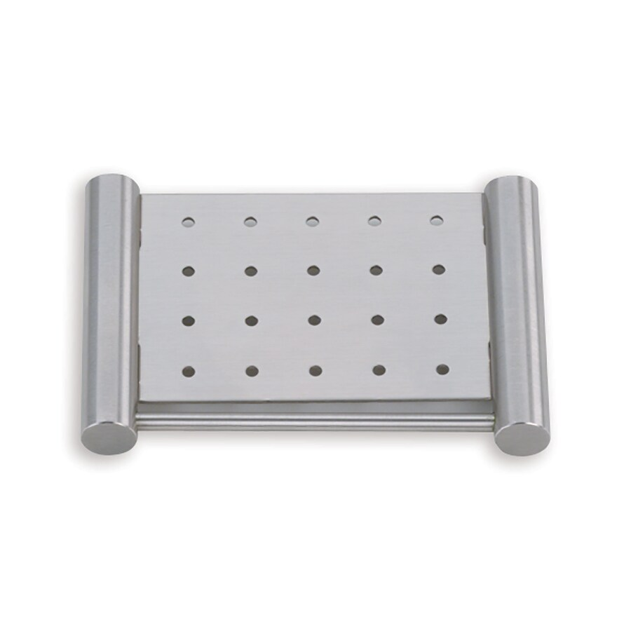 Sugatsune Satin Stainless Steel Soap Dish
