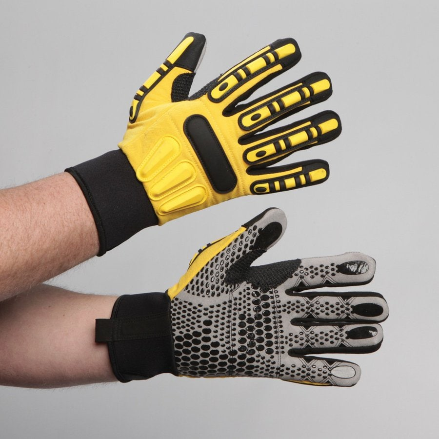 Impacto X-Large Unisex Work Gloves