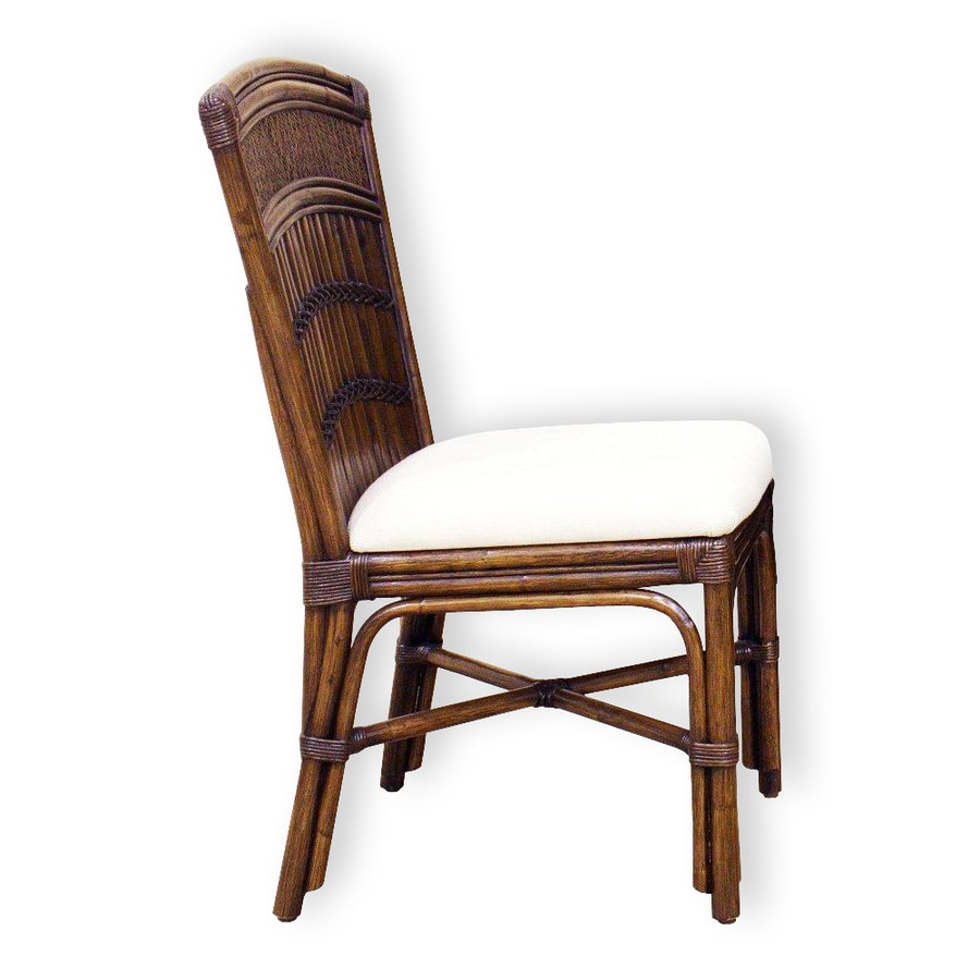 Hospitality Rattan Polynesian Antique Task Office Chair