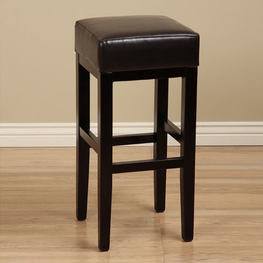 Warehouse of Tiffany Dark Brown 30-in Bar Stool