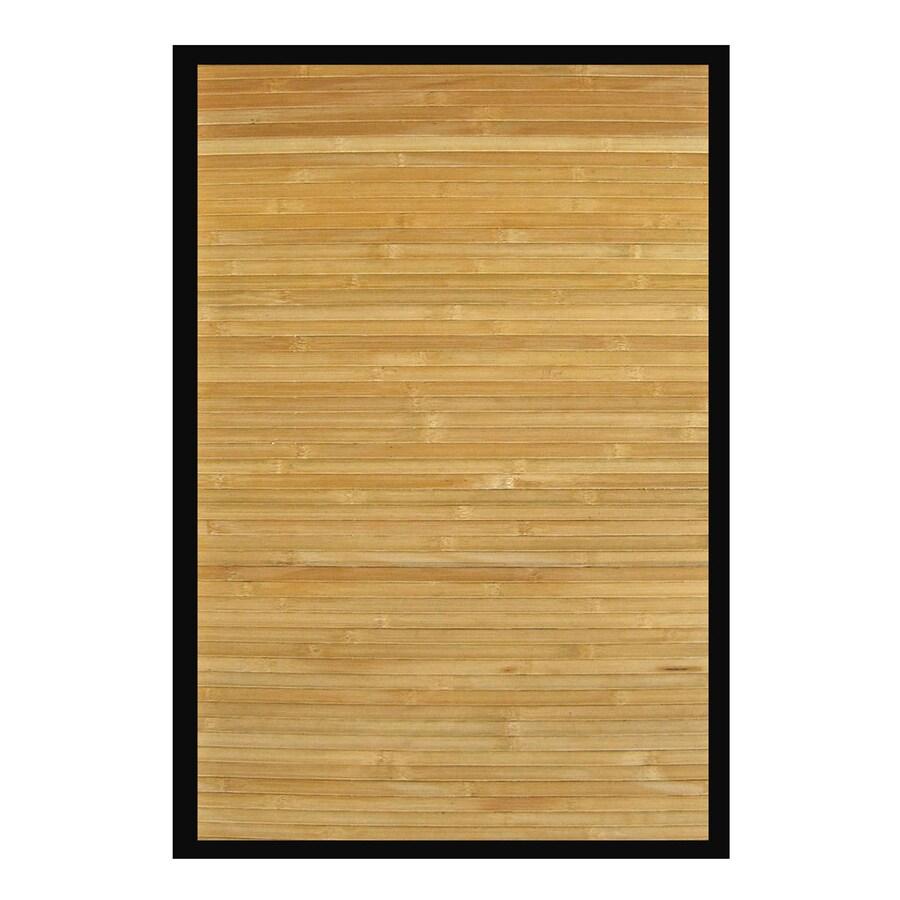 Anji Mountain Rectangular Indoor Woven Oriental Area Rug (Common: 6 x 9; Actual: 72-in W x 108-in L)