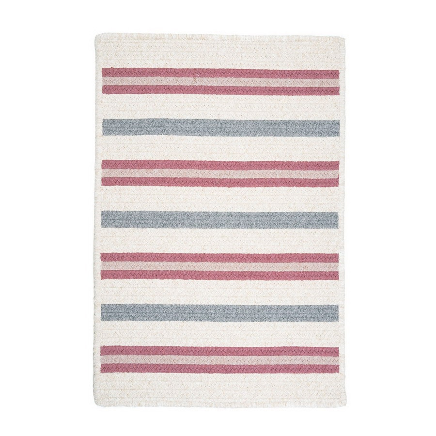 Colonial Mills Allure Square Multicolor Geometric Area Rug (Common: 10-ft x 10-ft; Actual: 10-ft x 10-ft)