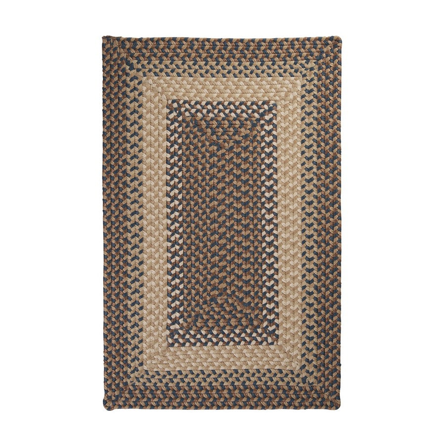 Colonial Mills Tiburon Rectangular Multicolor Transitional Indoor/Outdoor Area Rug (Common: 12-ft x 15-ft; Actual: 12-ft x 15-ft)