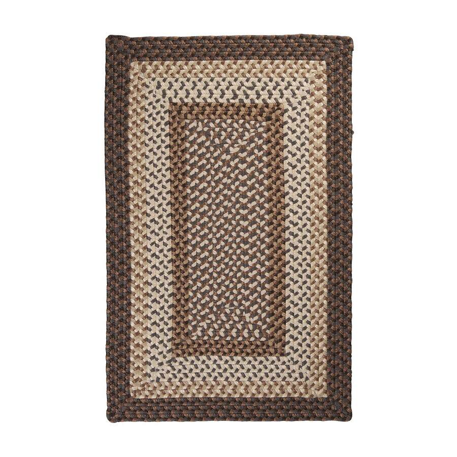 Colonial Mills Tiburon Rectangular Multicolor Transitional Indoor/Outdoor Area Rug (Common: 4-ft x 6-ft; Actual: 4-ft x 6-ft)