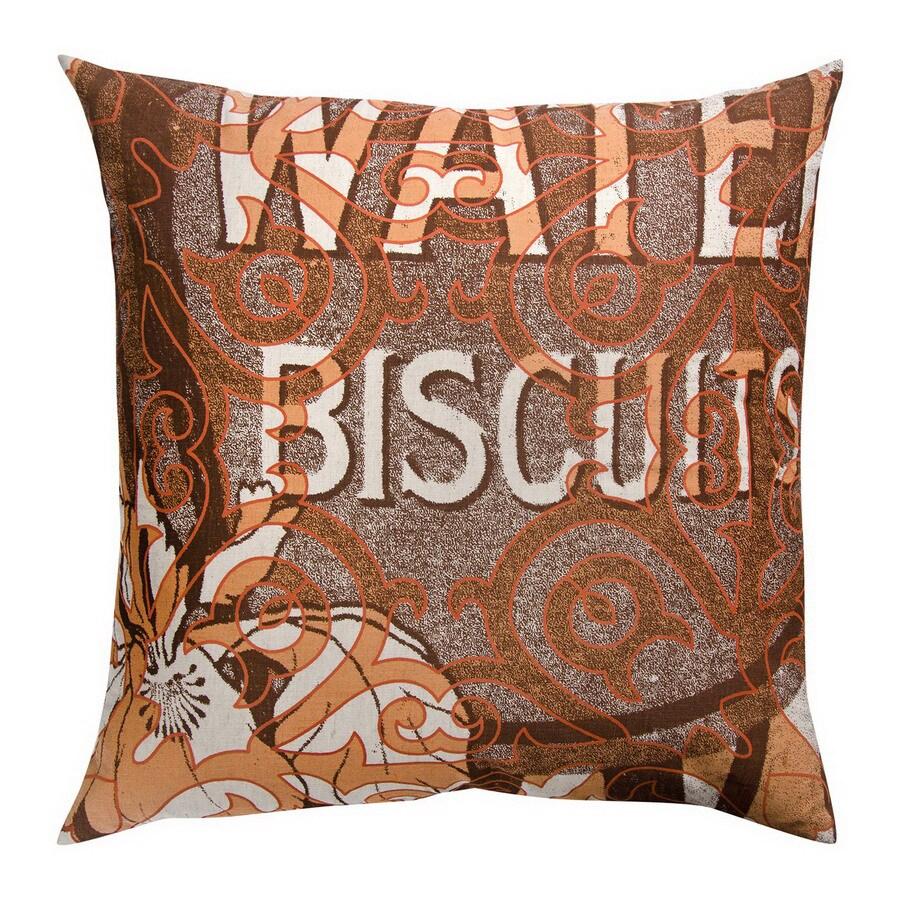 KOKO Company 22-in W x 22-in L Square Decorative Pillow