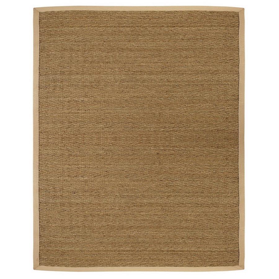 Anji Mountain Saddleback Rectangular Indoor Woven Oriental Area Rug (Common: 5 x 8; Actual: 60-in W x 96-in L)