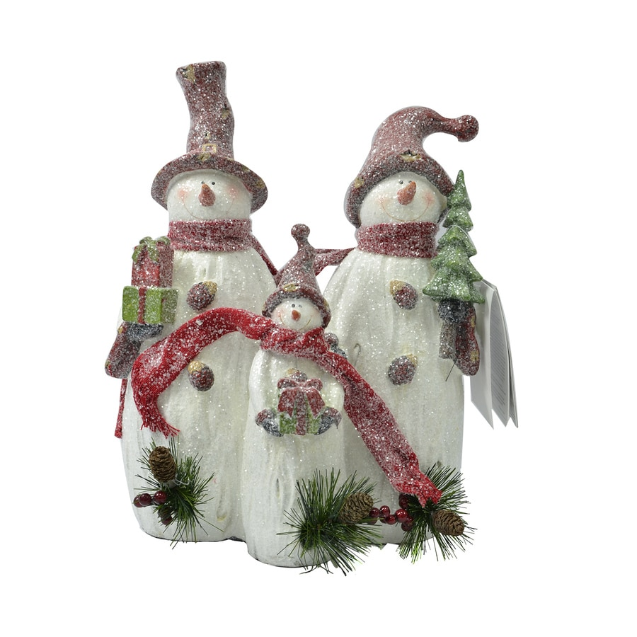 Holiday Living Lighted Tabletop Indoor Christmas Decoration