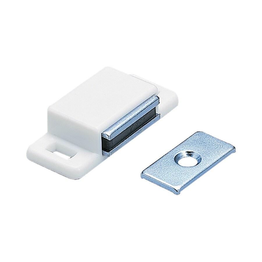 Sugatsune White Magnetic Cabinet Latch