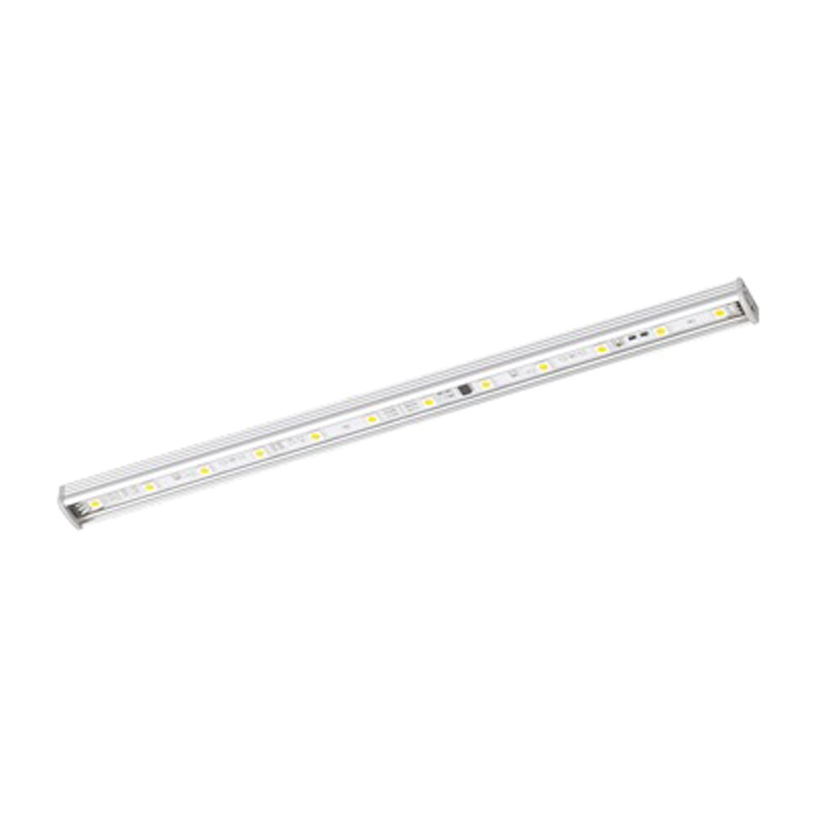 Nora Lighting 48-in Plug-in Aluminum Under Cabinet LED Light Bar