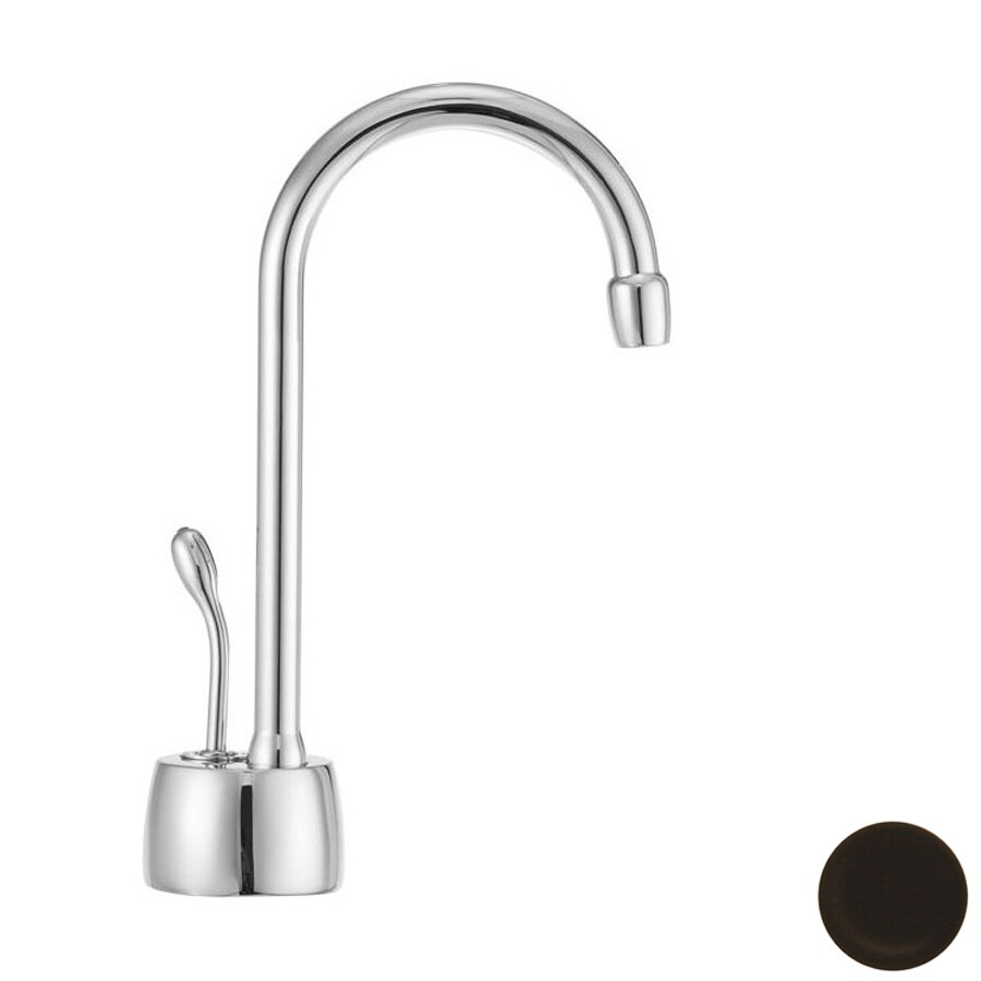 Westbrass Bronze Hot Water Dispenser with High Arc Spout