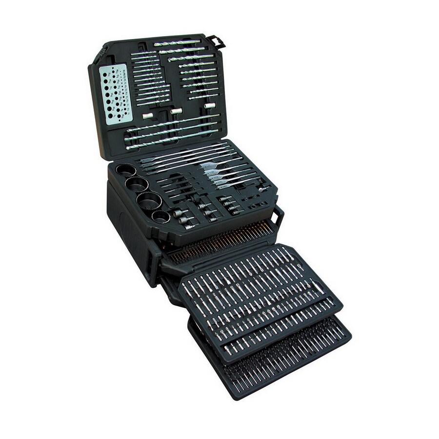 K Tool International K Tool International 10330 326-Piece Drill Bit Master Set