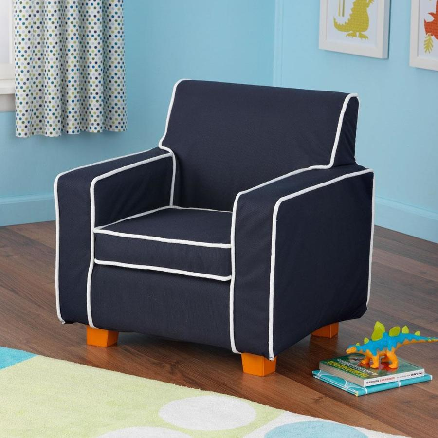 KidKraft 19.5-in Upholstered Kids Chair