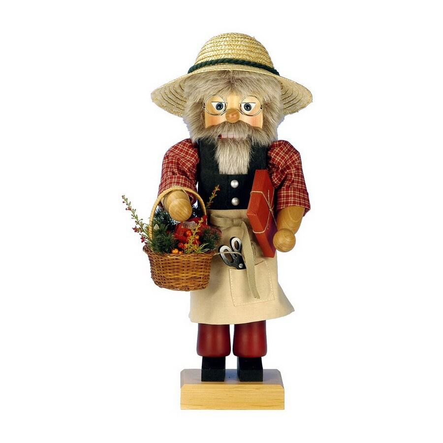 Alexander Taron Wood Felicitator Nutcracker Ornament