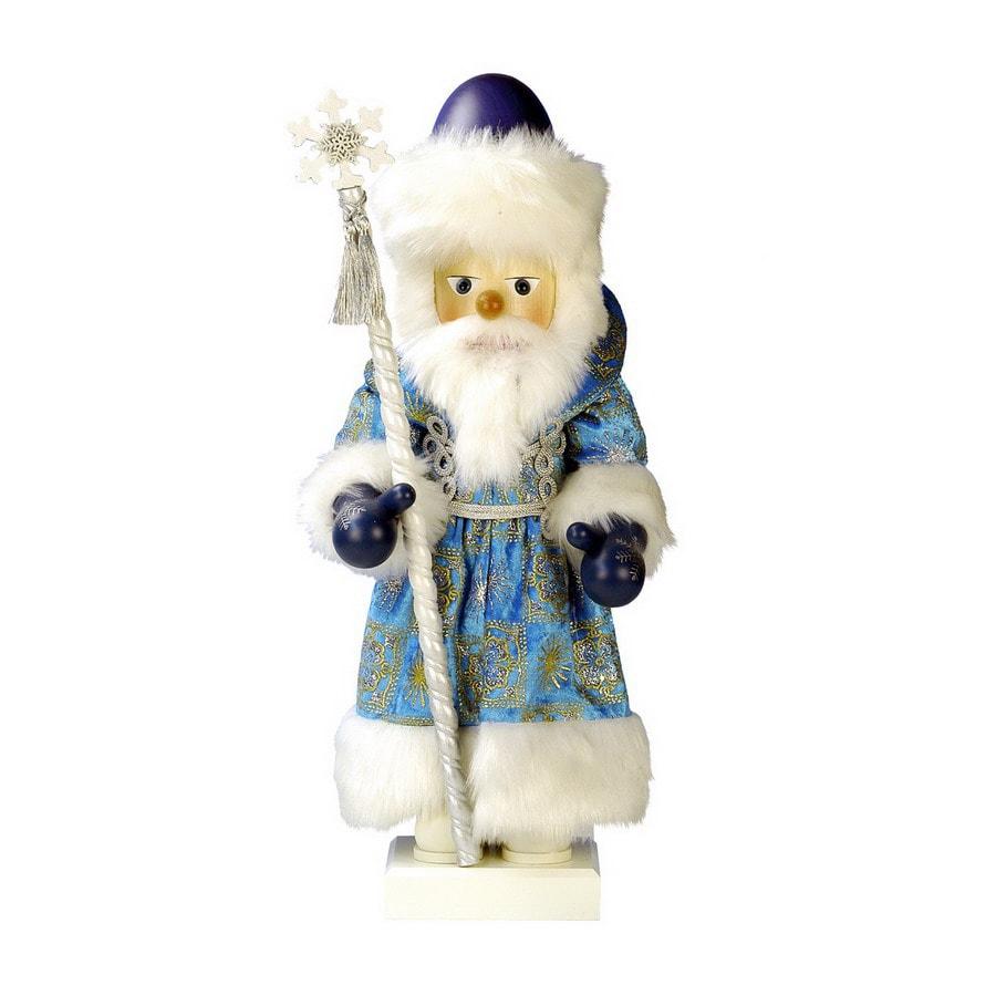 Alexander Taron Wood Father Frost Nutcracker Ornament