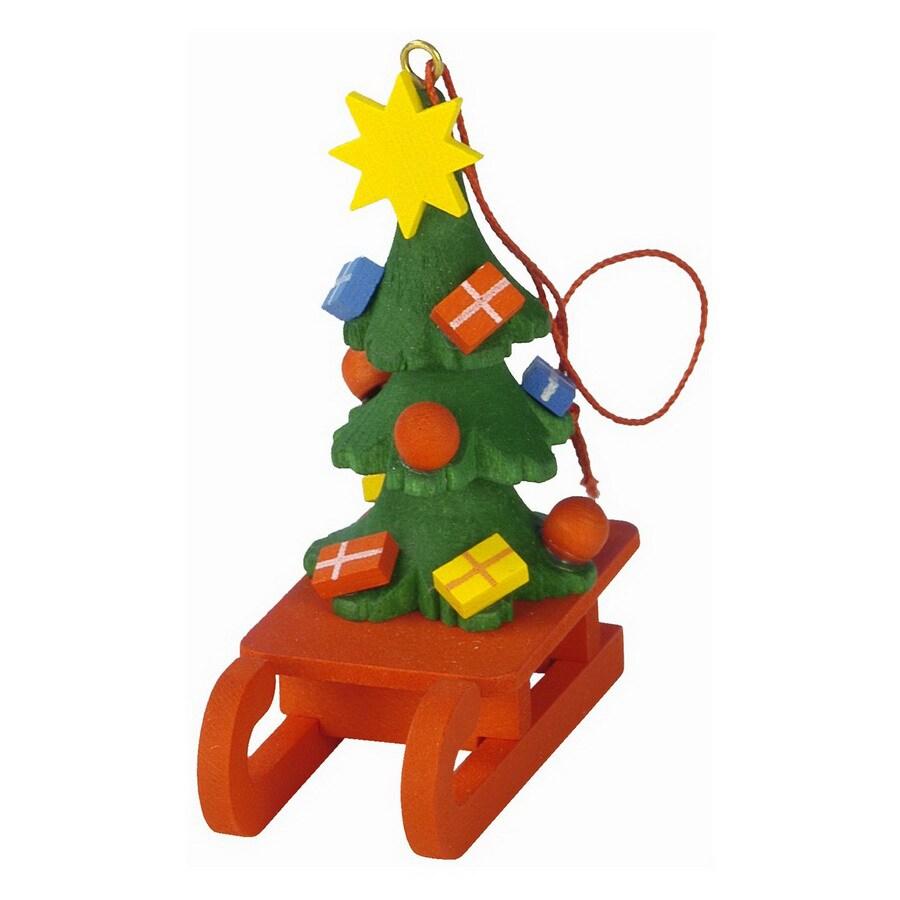 Alexander Taron Plastic Tree Ornament